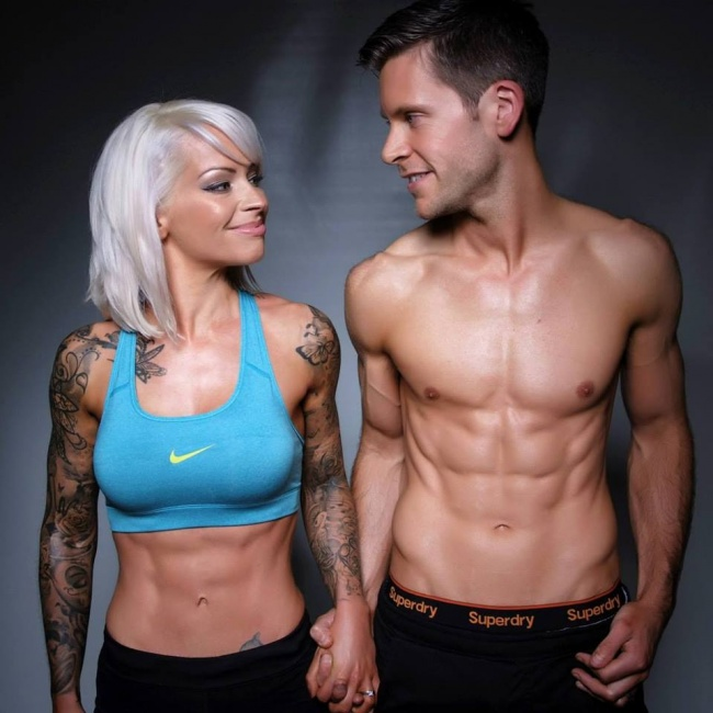 couple gets in shape 3