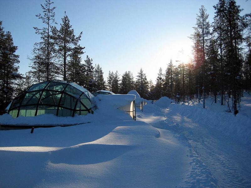 glass resort finland 3
