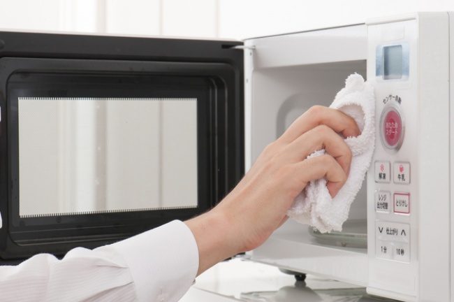 hacks for cleaning kitchen 2