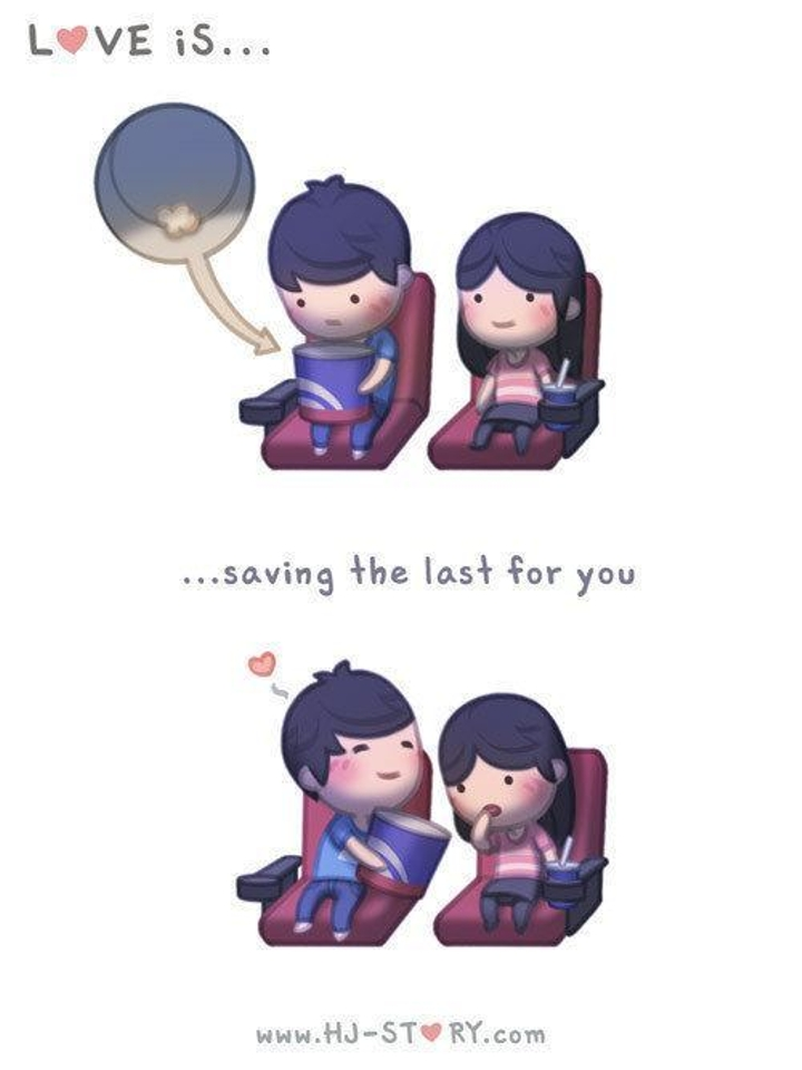 illustration about love 2