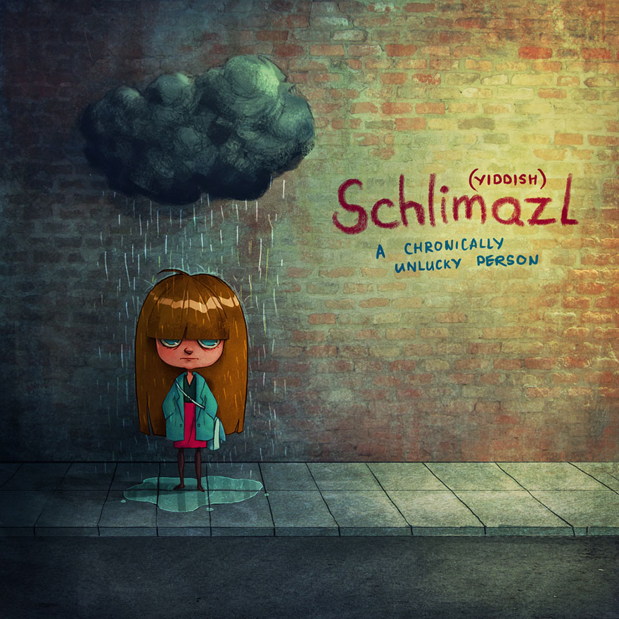 illustration from untranslatable words 4