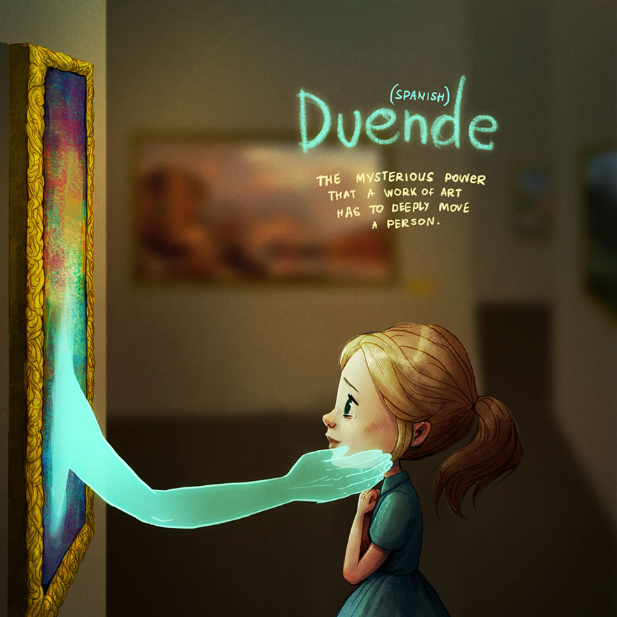 illustration from untranslatable words 5