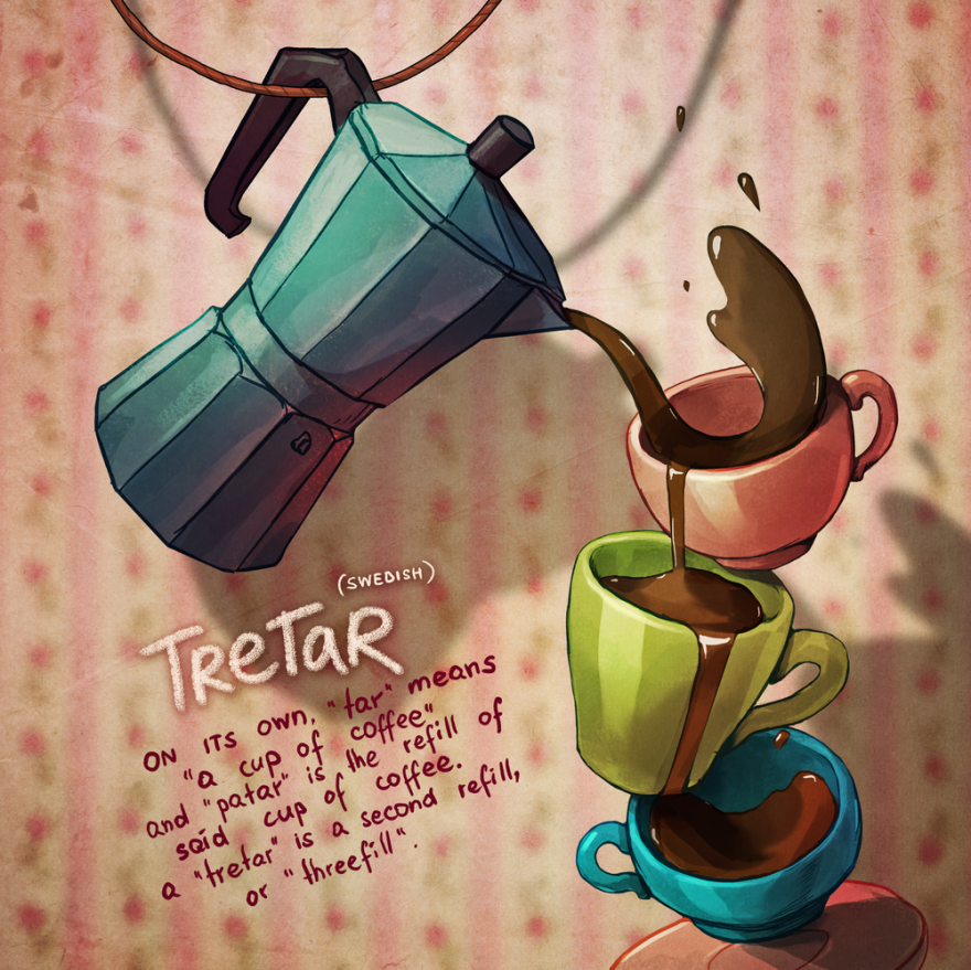 illustration from untranslatable words 9