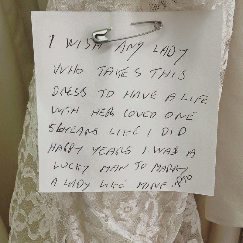 late wife's wedding dress 2