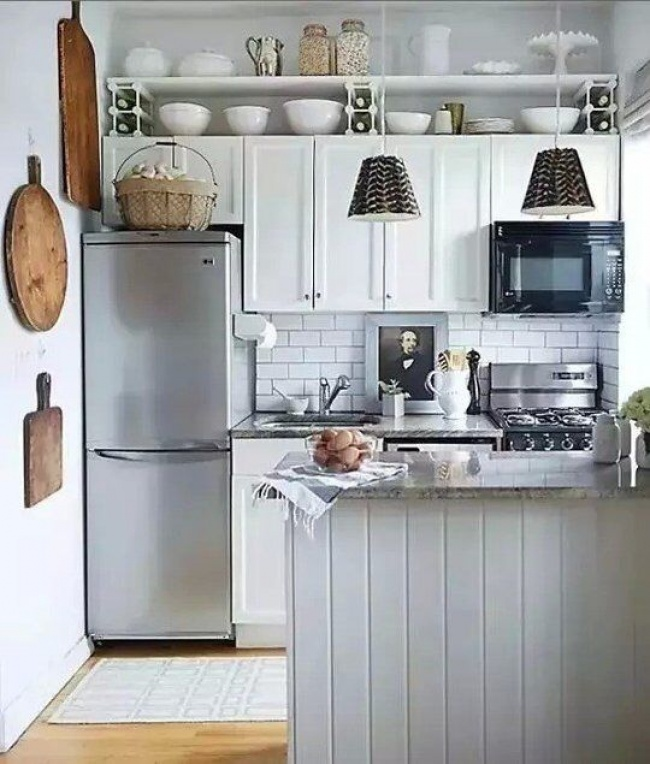 make most of small kitchen 5