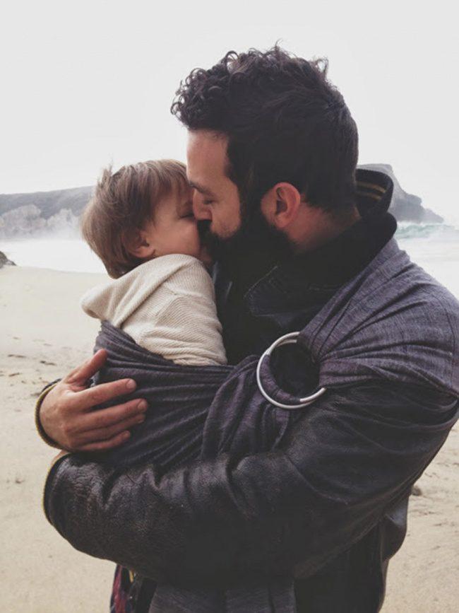 man with children 1