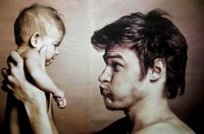 man with children 11