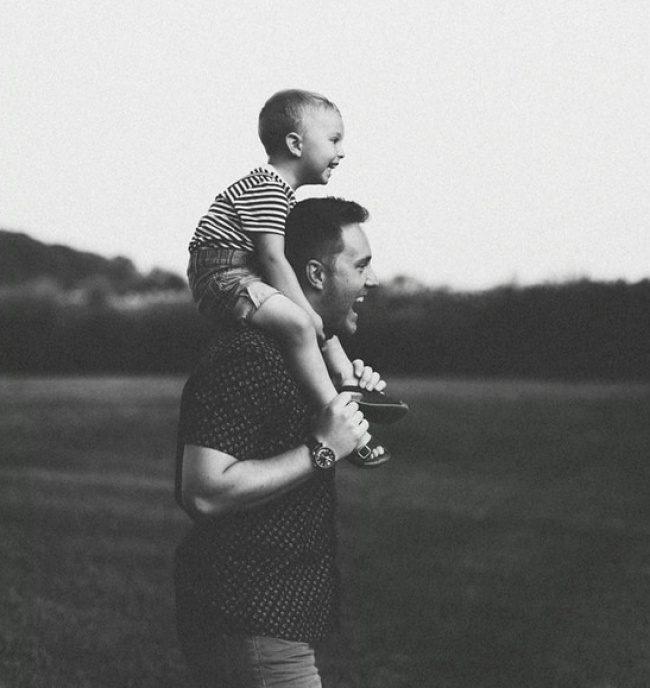 man with children 17