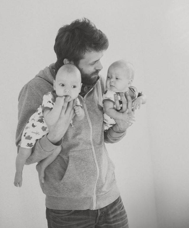 man with children 5