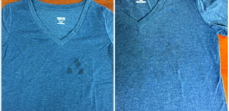 oil stain clothes 1