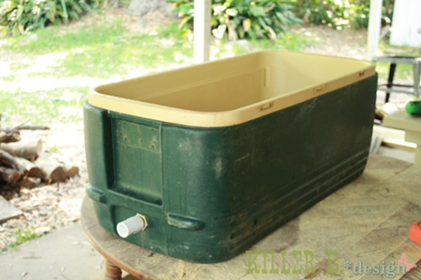 old cooler recycle 1