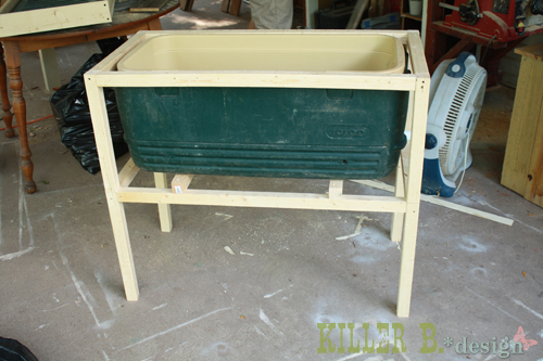 old cooler recycle 3