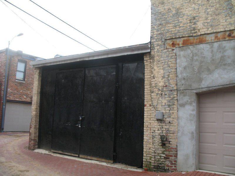 old storage unit 1