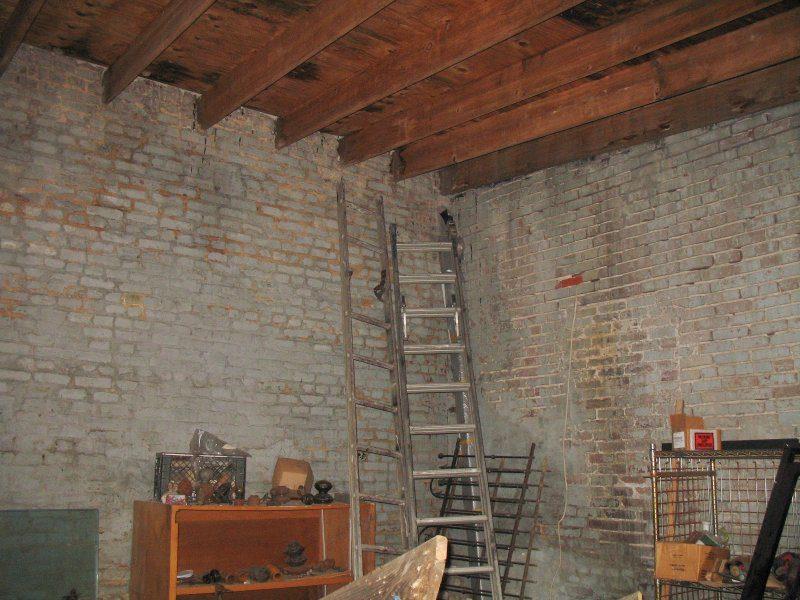 old storage unit 2