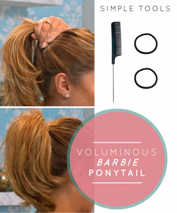 quick hairstyle hacks 12