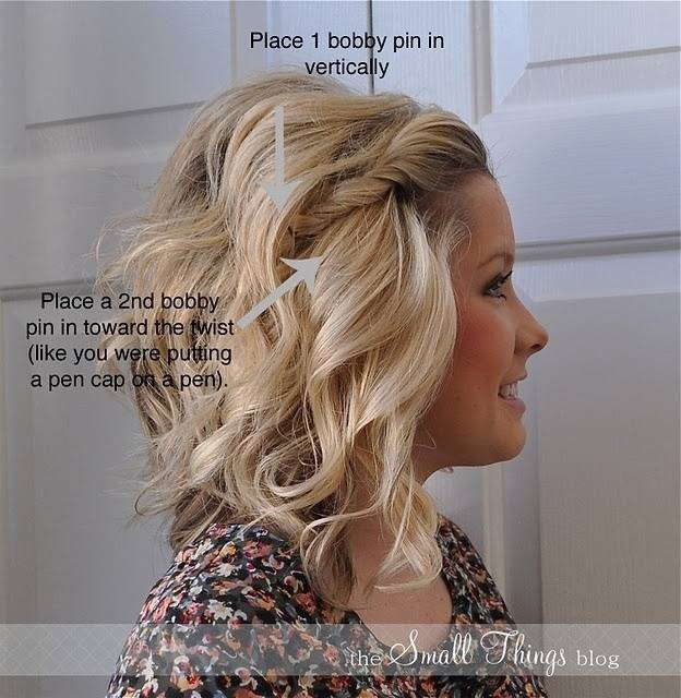 quick hairstyle hacks 14