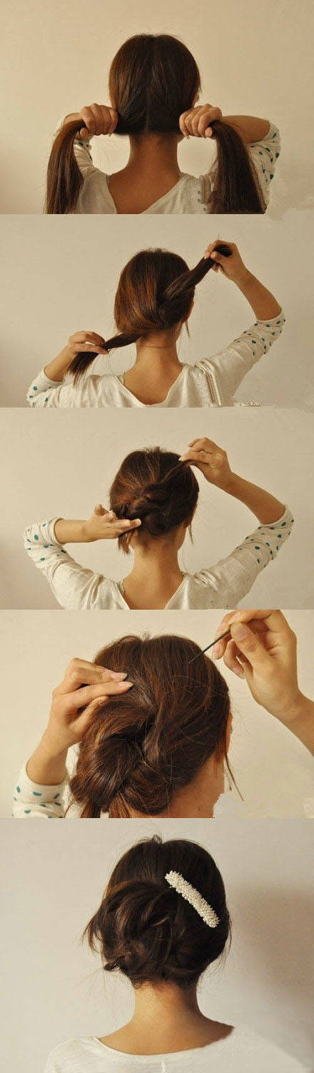 quick hairstyle hacks 2