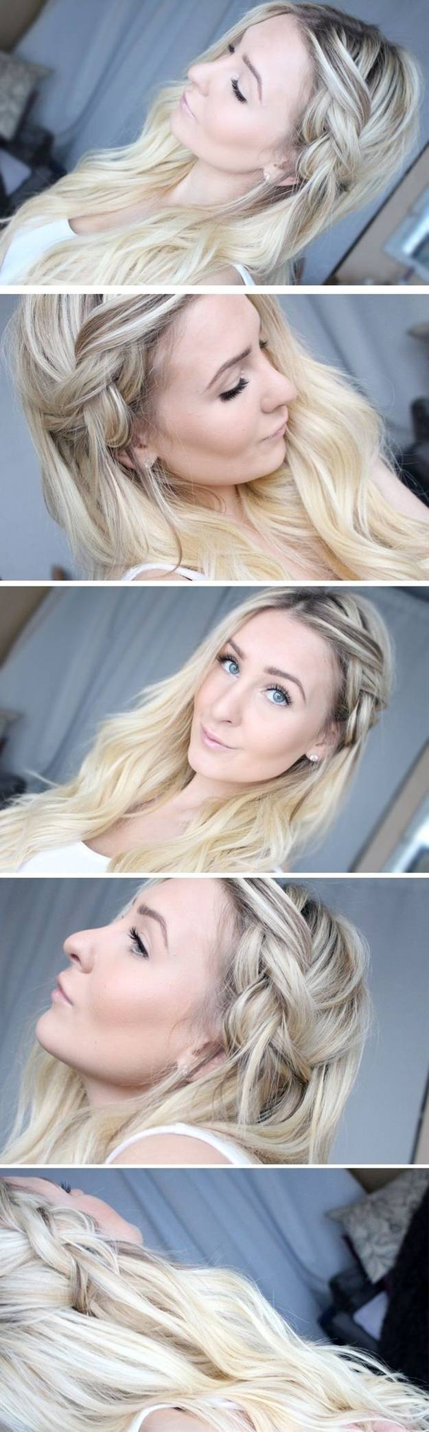quick hairstyle hacks 4