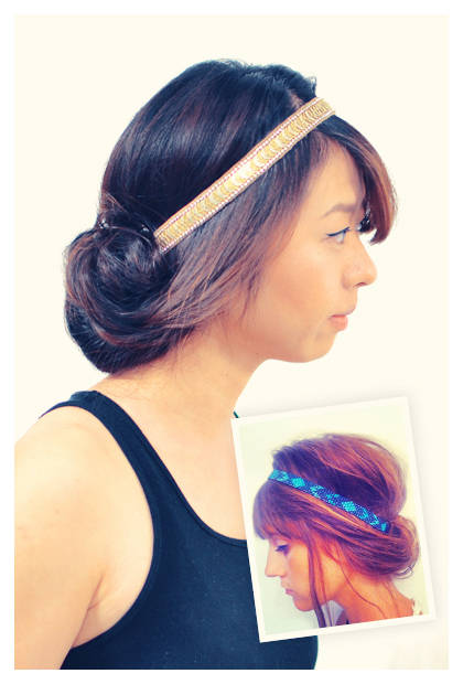quick hairstyle hacks 8