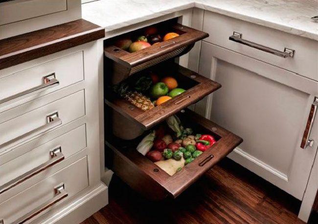 saving kitchen space 10