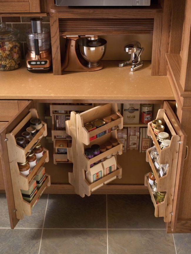 saving kitchen space 12