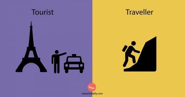 tourist versus traveller 2