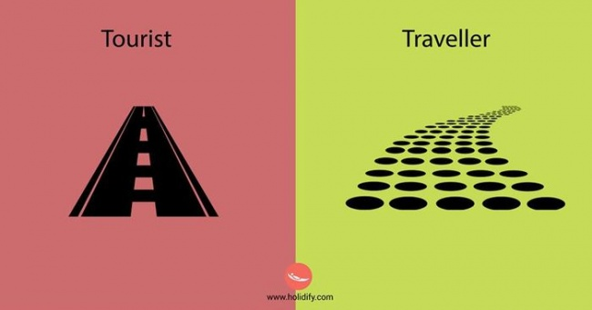 tourist versus traveller 6
