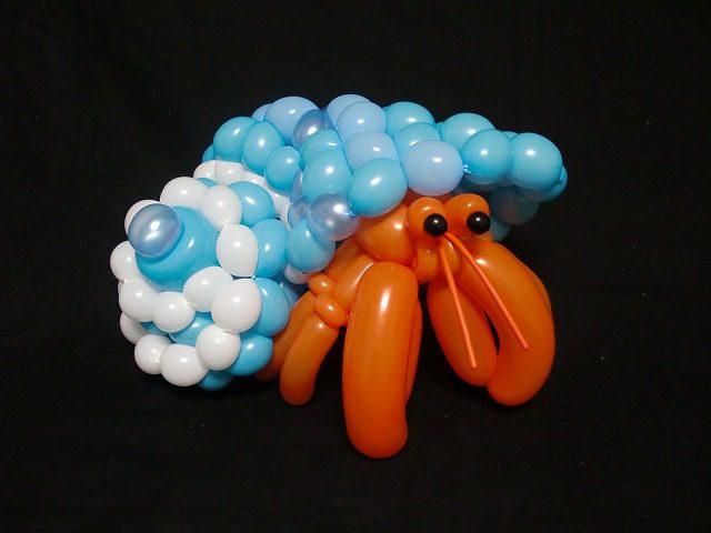 Japanese Artist's Balloon Animals