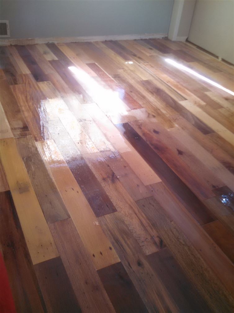 Wooden Pallets project