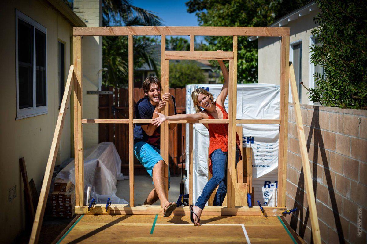 couple built home 1