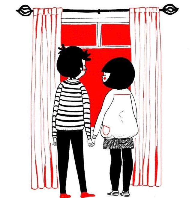 illustrations of true love 10