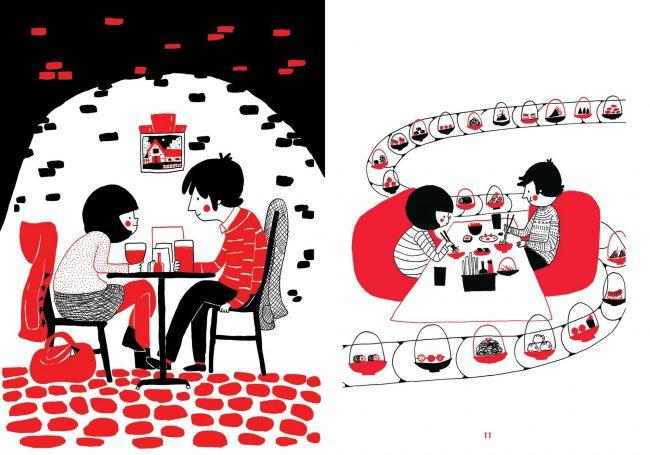 illustrations of true love 13