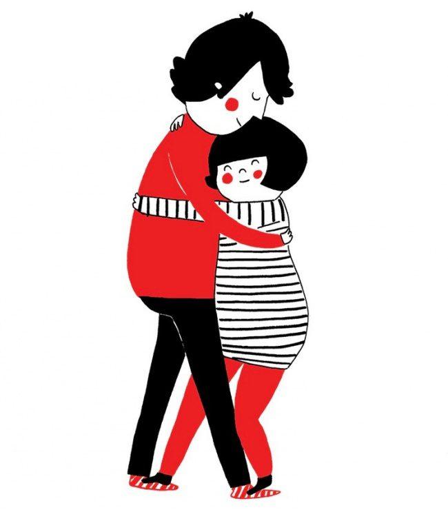 illustrations of true love 3