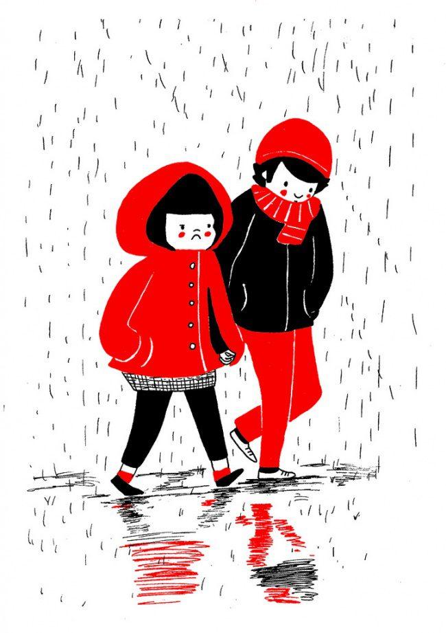 illustrations of true love 6