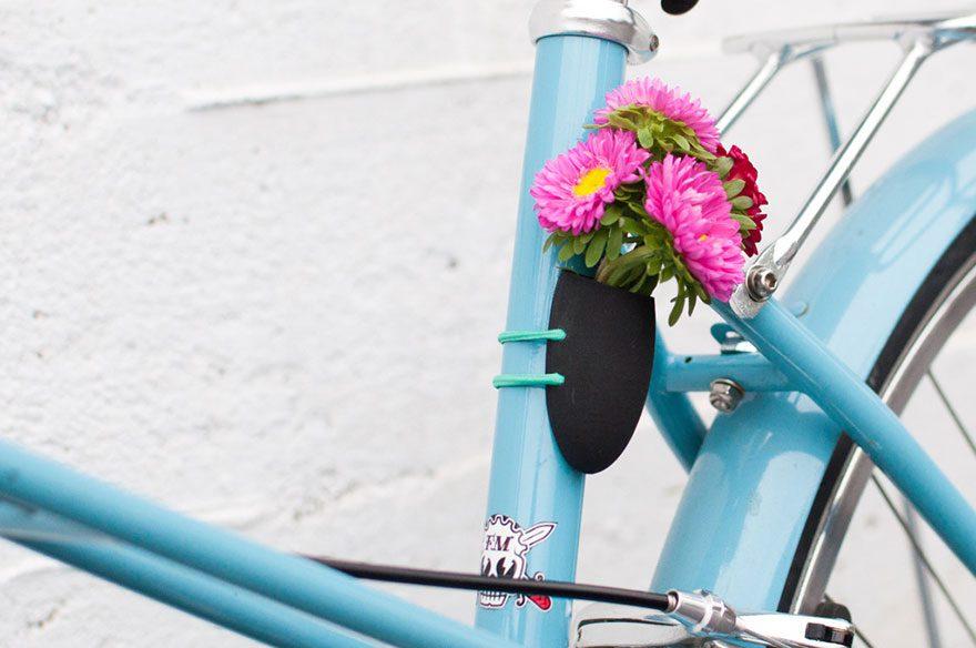 mini bicycle flower vases 7