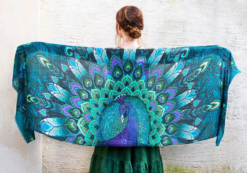 wing scarves