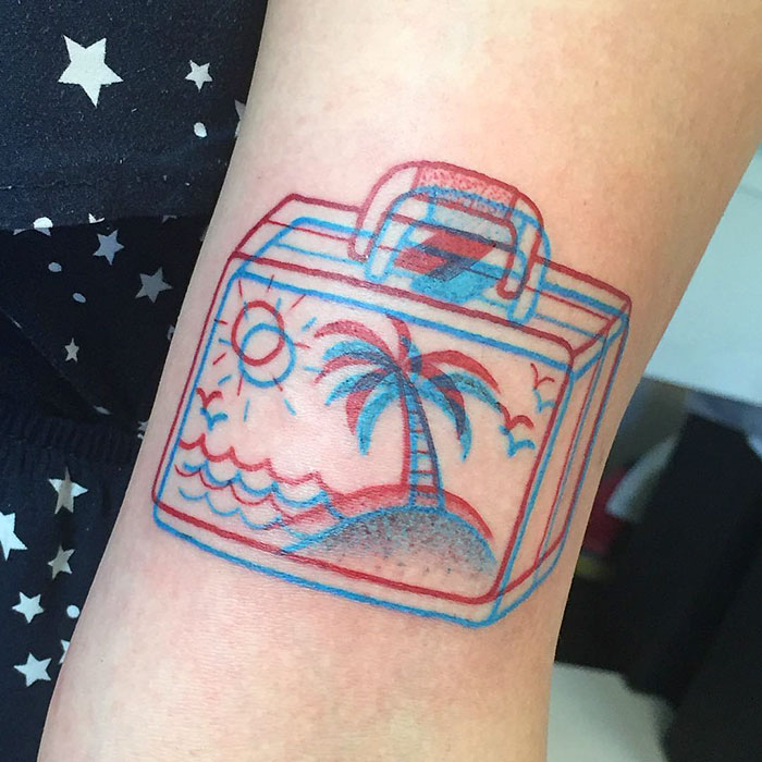 The Latest Ink Trend, Incredible 3D-Inspired Tattoos