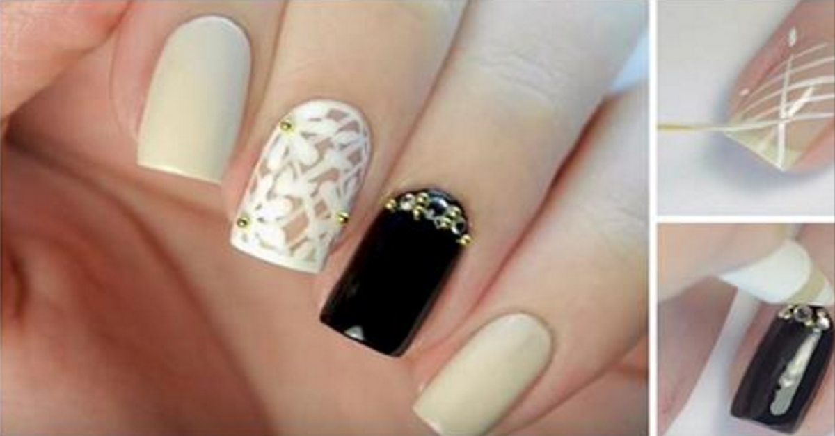 This Is How To Create A Gorgeous Mix-And-Match Manicure Perfect For ...