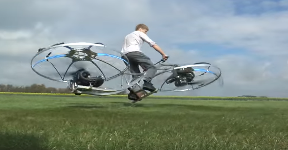 How To Make A Hoverbike At Home