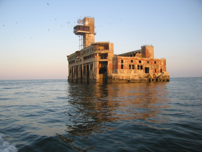 abandoned sites to visit