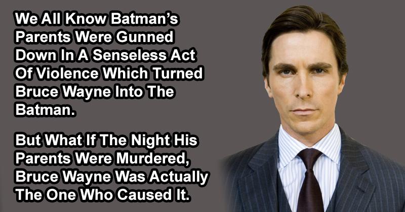 batman explained 1