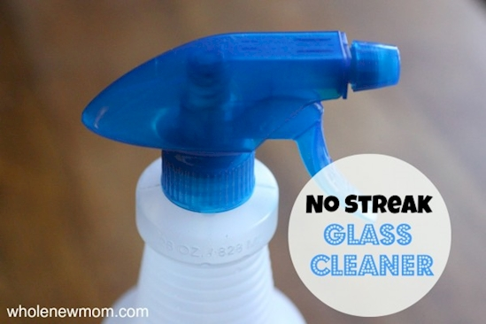 clean house without stinky chemicals