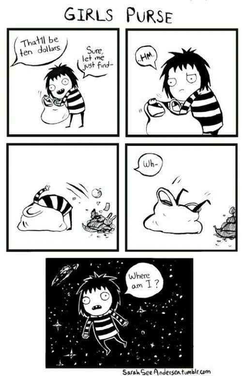 comics explain being a girl 1