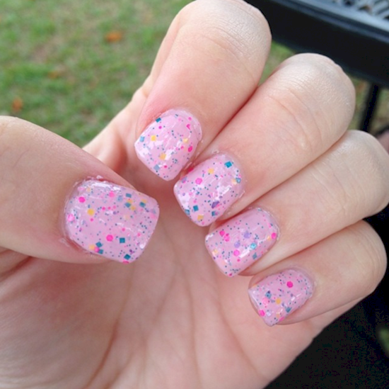 cotton candy nails 13