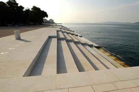 croatian sea organ 3