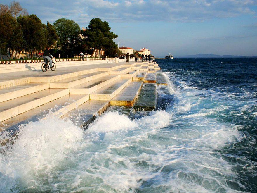 croatian sea organ 4