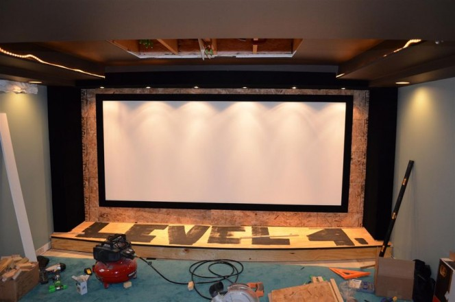 home theater diy