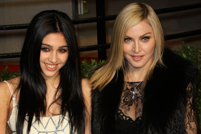 look alike daughters