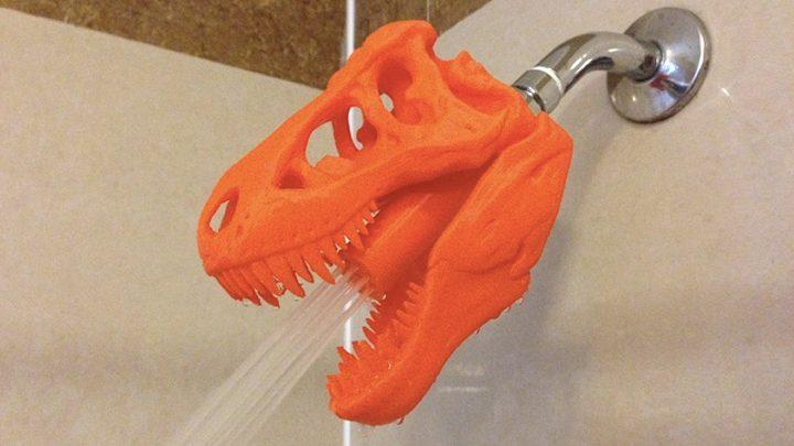 mark dinosaur egg candle 4