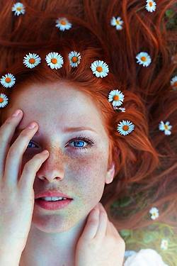 redheads are the perfect humans